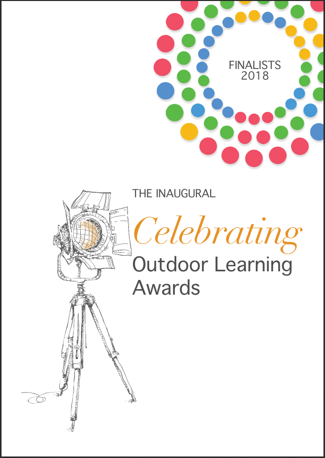 2018 Outdoor Learning Awards - Finalists